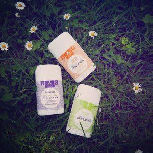 deodorant ben&anna bun impotriva mirosului