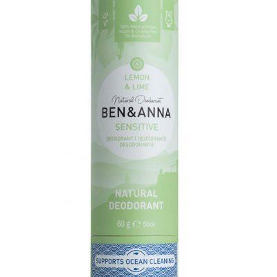 Deodorant pentru piele sensibila Ben&Anna